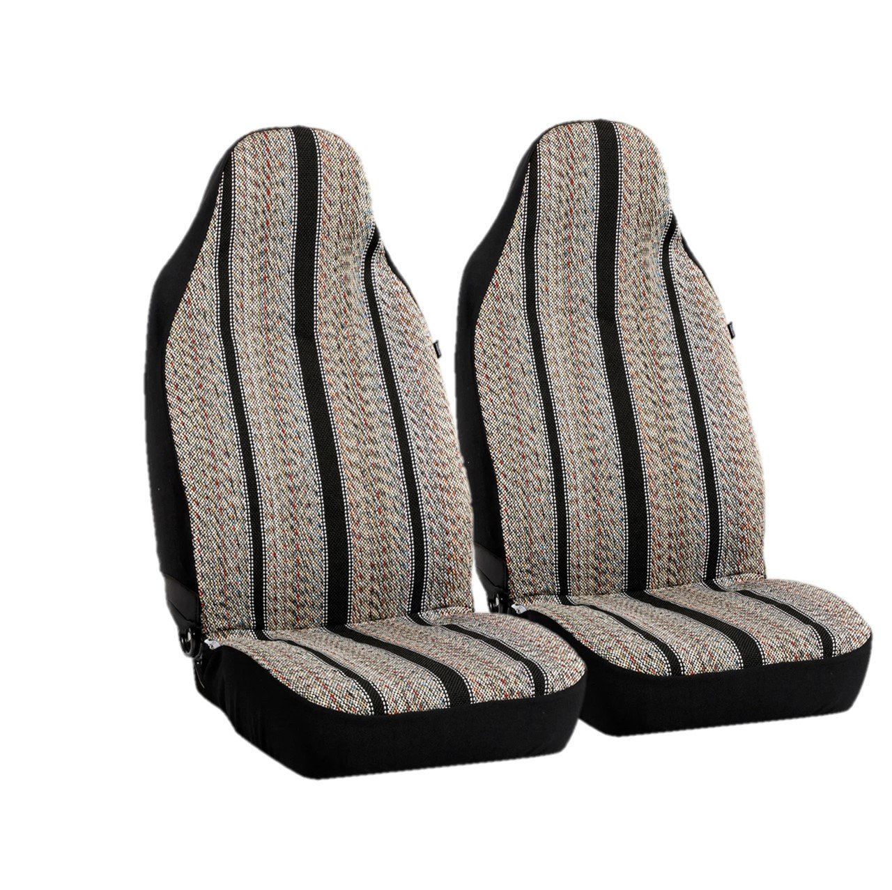 2PCS SUV PICAUTO Baja Blanket Bucket Seat Cover for Car Airbag Compatible PIC AUTO Van Truck