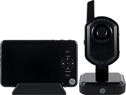 85e504211bc01 Image Unavailable. Image not available for. Color  GE Wireless Color  Digital Home Monitoring Camera ...