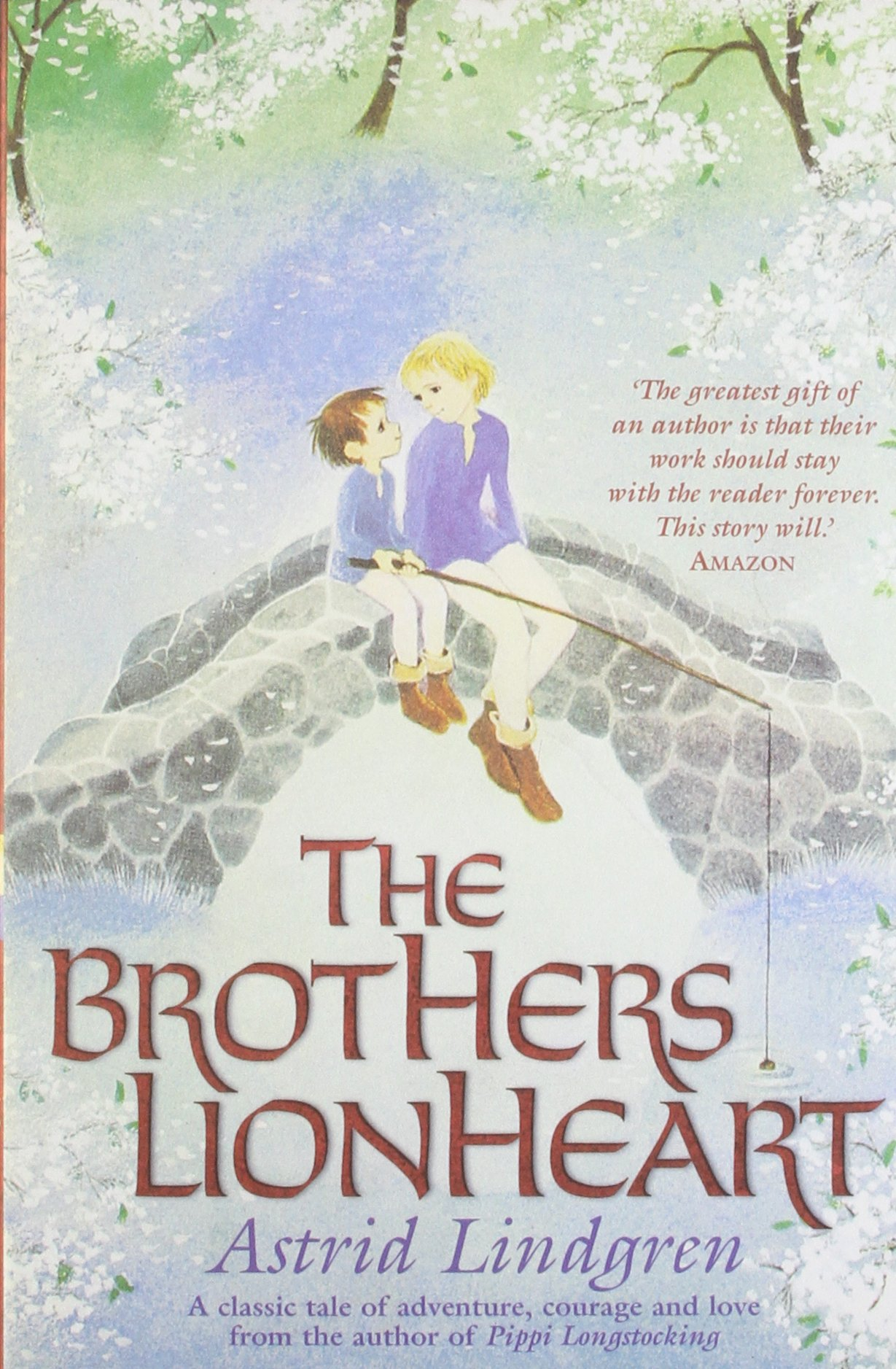 Image result for the brothers lionheart