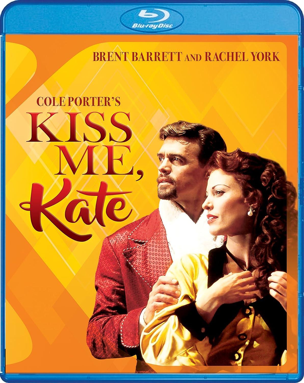 Kiss Me, Kate [Blu-ray] Rachel York Brent Barrett eOne Various