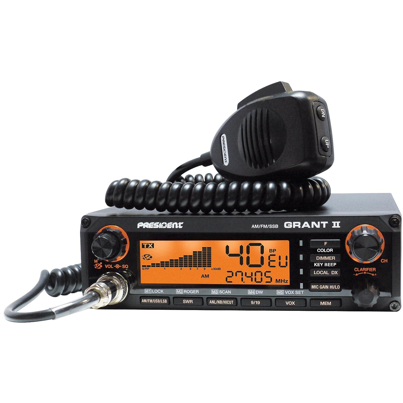 President Grant II ASC CB Radio