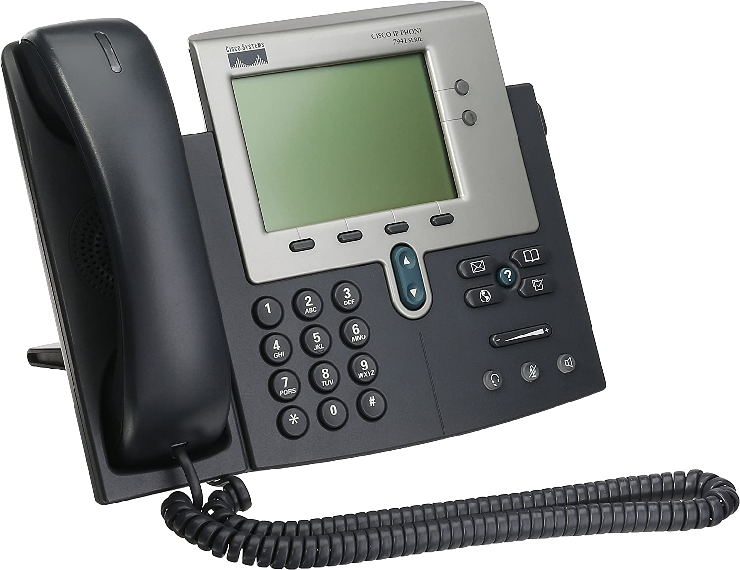 Cisco Unified IP Phone CP-7941G Unified IP Phone 7941G - Voip Phone and Device