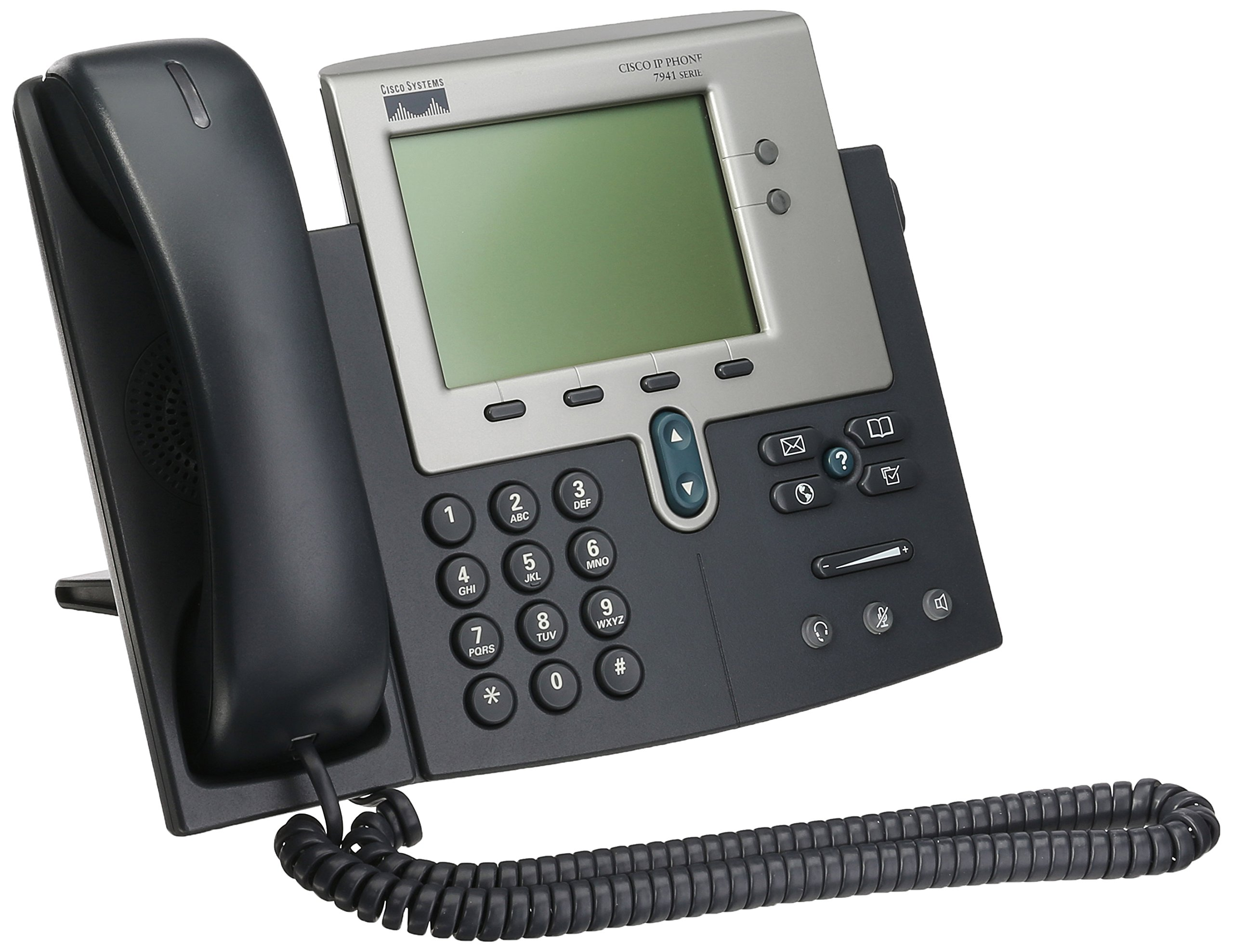 Cisco Unified IP Phone CP-7941G Unified IP Phone 7941G - Voip Phone and Device by Cisco