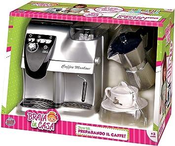 Grandi Giochi - Cafetera con Sonido: Amazon.es: Juguetes y juegos