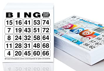 photograph about Printable Bingo Cards 1-75 identified as 500 Bingo playing cards Procedure 25 of 75