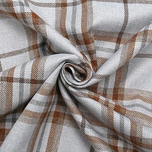 Pulido de lana sintética piedra óxido cojín cortina sofá ...
