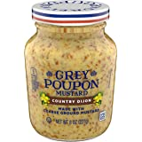Grey Poupon Country Dijon Mustard (8 oz Jar)
