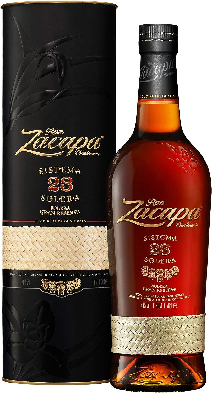 Ron Zacapa Centenario 23 Sistema Solera 703159 - Juego de 2 ...