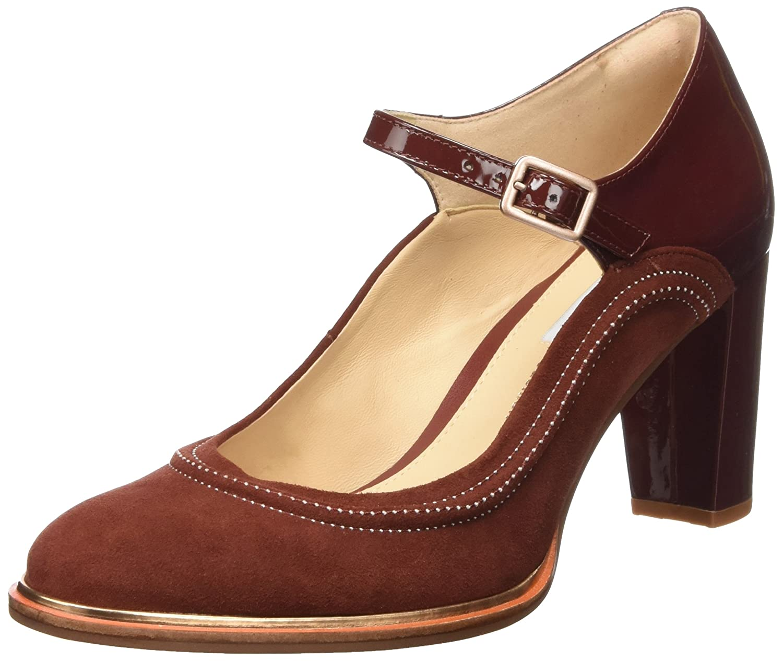 356e8736e40 Clarks Women s Ellis Mae Strapping Pumps  Amazon.co.uk  Shoes   Bags