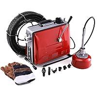 CO-Z Pijpreiniger, 400 W, buisreiniger, buisreiniger, 32 mm tot 100 mm, buisreiniger, reinigingsgereedschap…