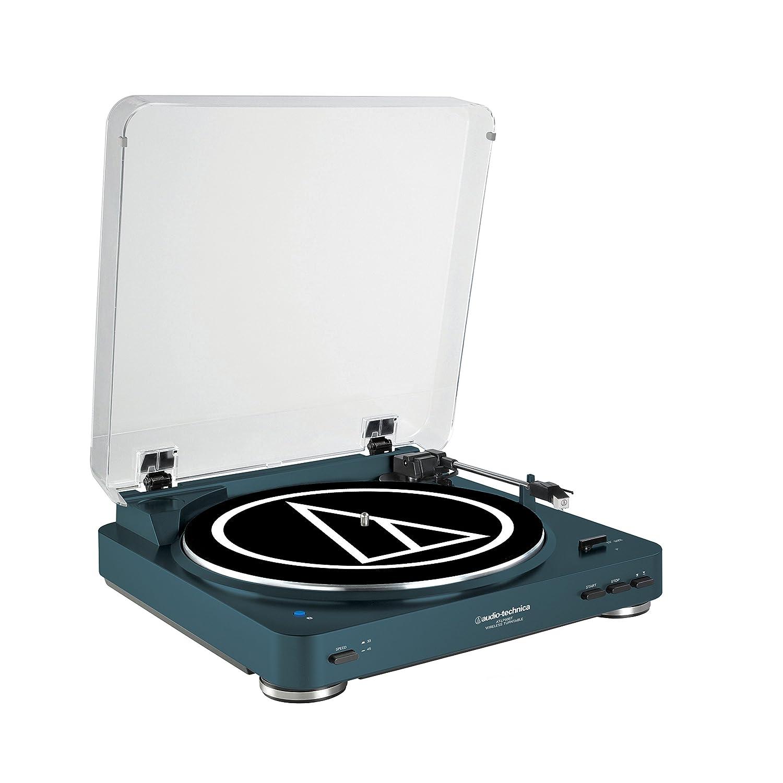 Audio-Technica AT-LP60NV-BT tocadisco - Tocadiscos: Amazon.es ...