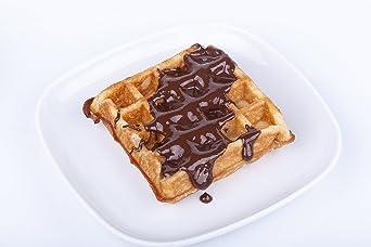 Waffy - Gofre con Crema de Cacao - 100 gr - [Pack de 7]: Amazon.es: Alimentación y bebidas
