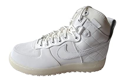 NIKE air Force 1 Duckboot QS Mens hi top Boots 573977 Sneakers Shoes (UK 7 cab6ba34b0