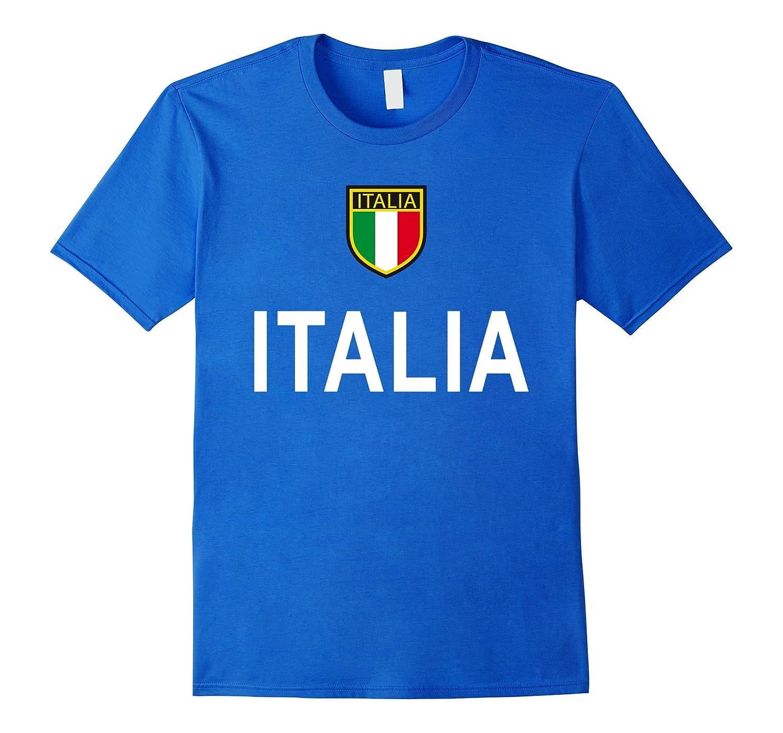 Retro Italia T-Shirt – Italian Football Jersey 2017 T-Shirt