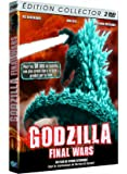 Godzilla Final Wars - Edition 2 DVD [Édition Collector]