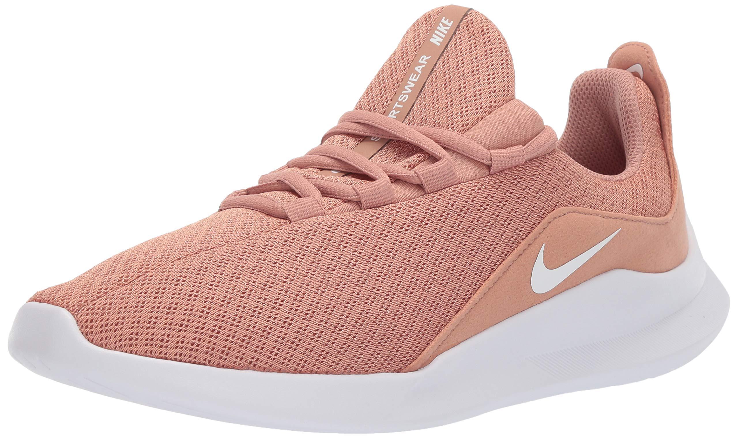 Nike Women's Viale Running Shoe Rose Gold/White 5.5 Regular US