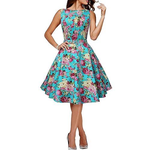 BlackButterfly Audrey Vintage Divinity 50s Dress