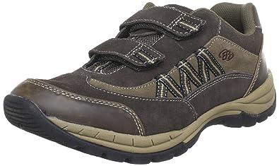 Bruetting Top Comfort, Zapatillas para Hombre, Marrón (Braun/Beige), 40 EU
