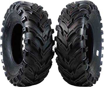 Single Tire 26x9x12  26x9//12 MASSFX MS26912 6PLY 26x9-12 Front ATV//UTV Tire