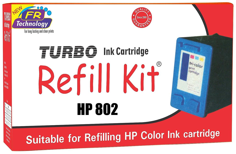 Turbo Ink Cartridge Refill Kit For Hp 802 Multi Colour Printed Circuit Board China Gua Electronics