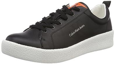 Gerald Nappa, Sneakers Basses Homme, Noir (Blk 000), 45 EUCalvin Klein Jeans