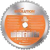 "Evolution RAGE255BLADE- 10"" Multi-Material Blade"