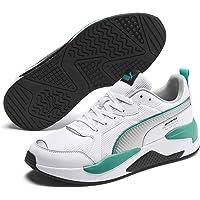 PUMA MAPM X-Ray Puma White-Puma Silver-Puma B Moda Ayakkabılar Erkek