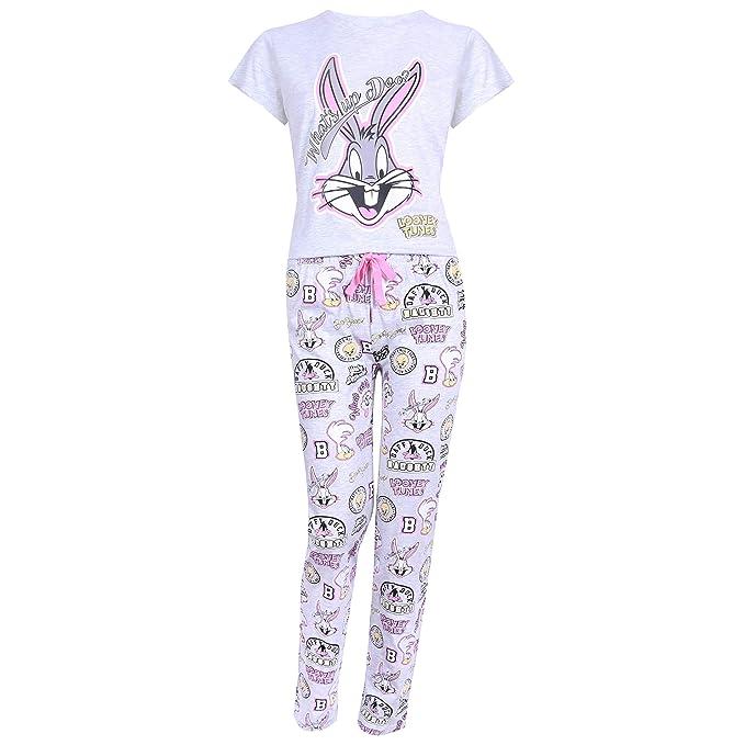 Looney Tunes Pijama Bugs Bunny Small