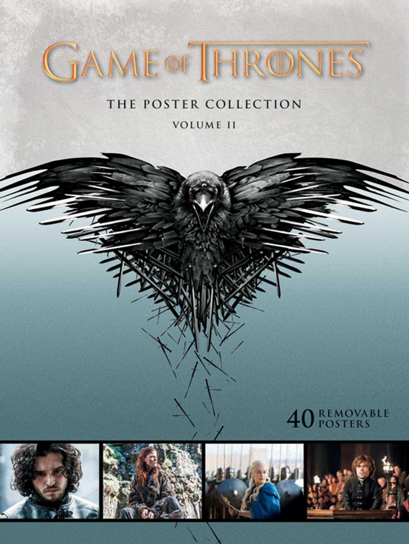 GAME OF THRONES (Insights Poster Collections, Band 1)