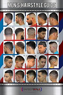 Amazon.com: Men\'s Fashion Haircut Vintage & Retro Styles ...