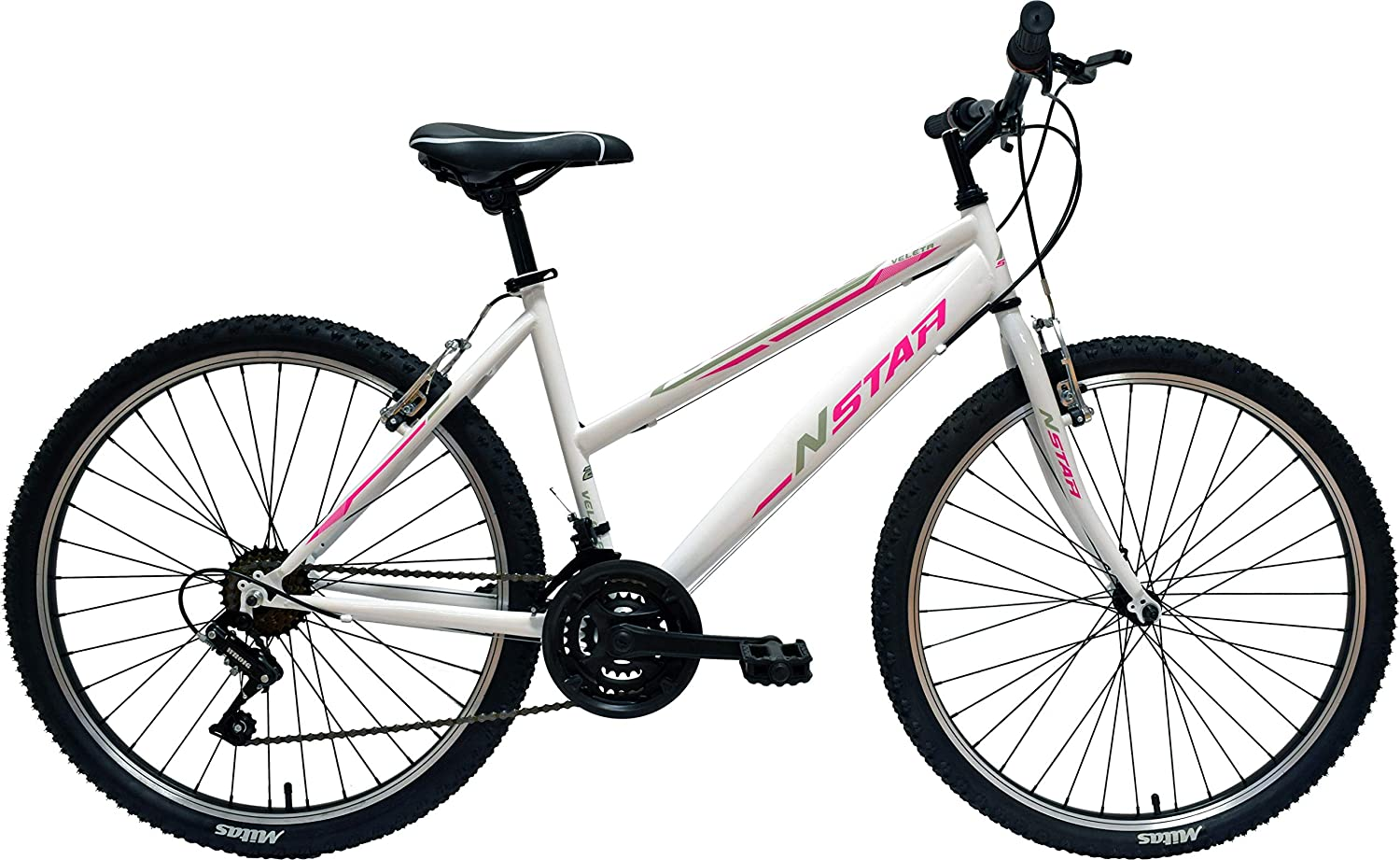 New Star - Bicicleta BTT 26