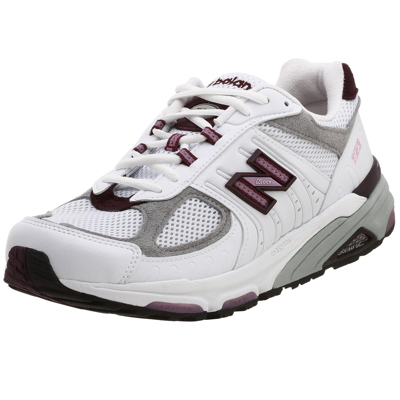 Amazon.com | New Balance Women\u0027s WR1123 Running Shoe, White/Lolipop, 9 B |  Road Running