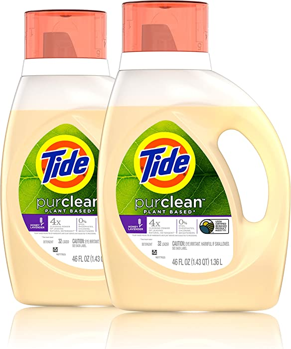 Top 10 All Ultra Free Clear He Liquid Laundry Detergent