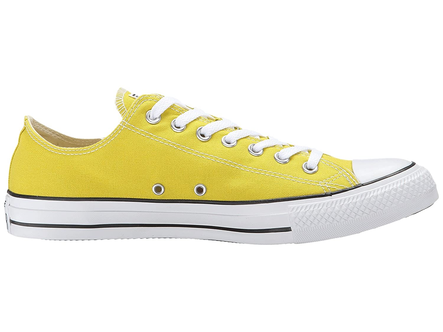 6de8ecf47608 Converse Unisex Chuck Taylor All Star Ox Basketball Shoe Bitter Lemon 4.5  D(M) US  Buy Online at Low Prices in India - Amazon.in