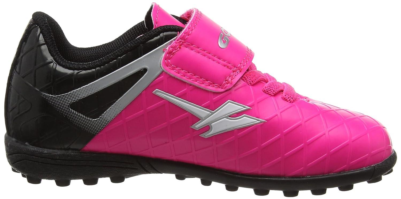 Gola Talos Vx Velcro Chaussures de Football Mixte Enfant