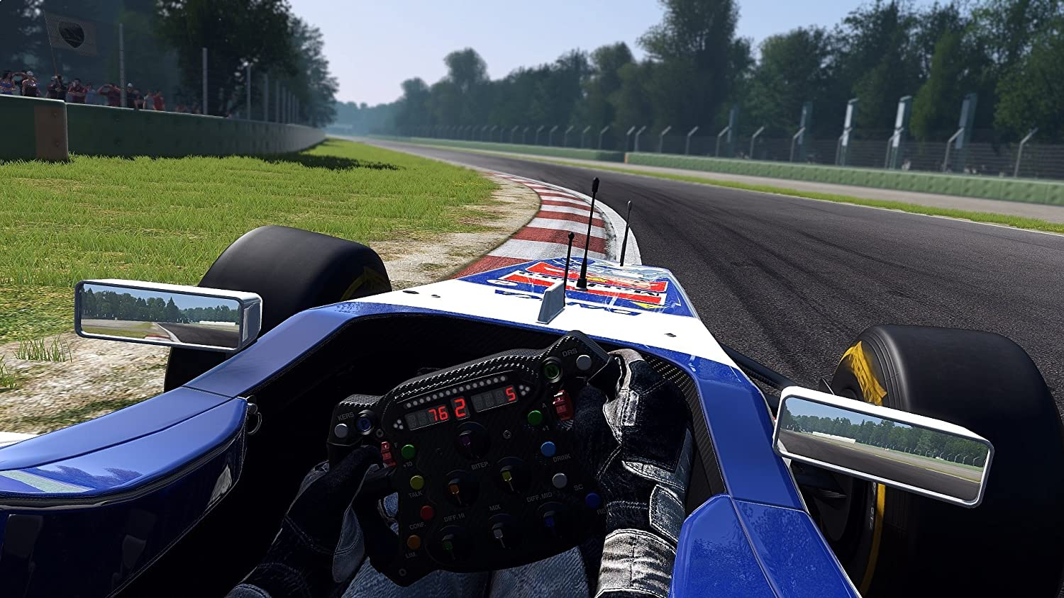 Project CARS (PS4): Amazon.co.uk: PC & Video Games