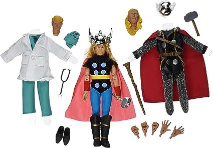 Amazon.com: Diamond Select Toys diseño Retro de Thor de ...