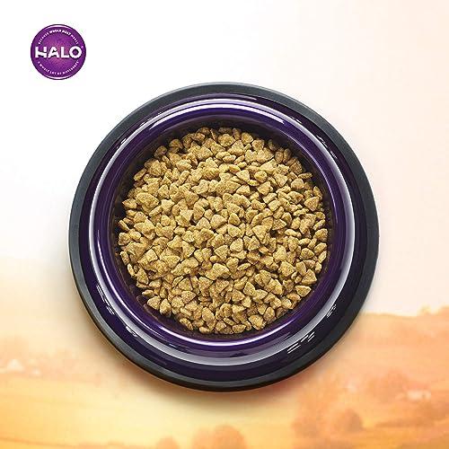 Halo Spot s Stew Cat Formula Grain-Free Hearty Chicken recipe