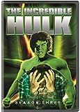 The Incredible Hulk: Season Three [DVD]