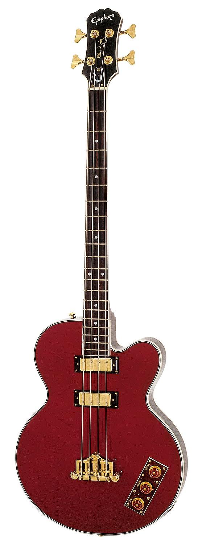 Epiphone Allen Woody RumbleKAT - Bajos eléctricos, color wine red: Amazon.es: Instrumentos musicales