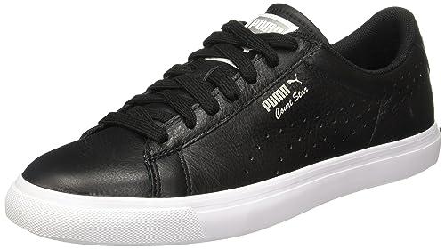 e0521e75 Puma Court Star Vulc Tenis Deportivos para Hombre, color black, 25.5 ...