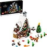 LEGO Elf Club House (10275) Building Kit; an Engaging Project and A Great Holiday Present Idea for Adults, New 2021 (1,197 Pi