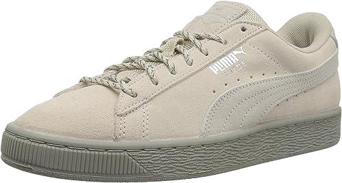 volatilidad Fácil de suceder Fondos  PUMA Men's Suede Classic Weatherproof Sneaker: Amazon.co.uk: Shoes ...