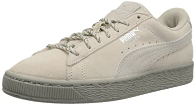 0bb14c3c30641d PUMA Men s Suede Classic Weatherproof Sneaker Birch-Rock Ridge 8 ...