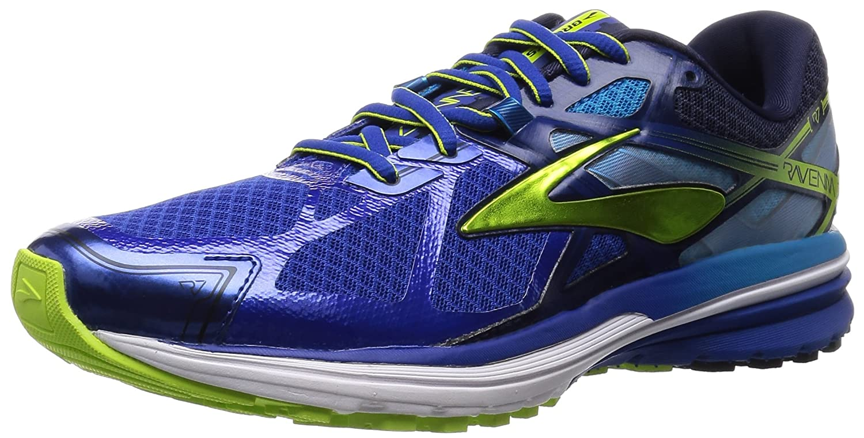 Brooks Ravenna 7, Zapatillas de Running para Hombre 46 EU|Surf The Web/Lime Punch/Peacoat