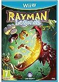 Ubisoft Rayman Legends, Wii U