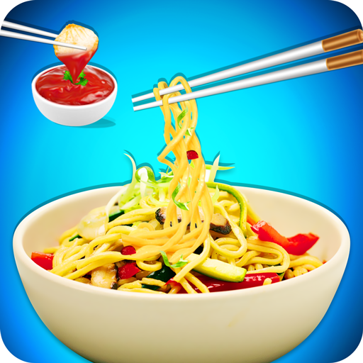 Chinese Food Recipes Food Cooking Game