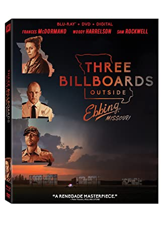 Three Billboards Outside Ebbing Missouri 2017 1080p BluRay x264 DTS 5 1 MSubS - Hon3y