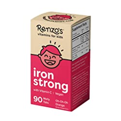 Top 7 Best Iron Supplement for Kids & Toddlers Reviews in 2020 2