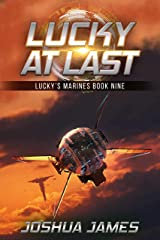 Lucky At Last: Lucky's Marines | Book Nine Kindle Edition